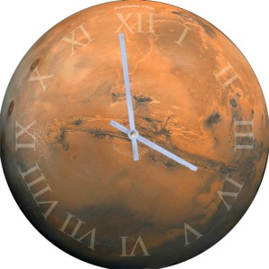 Mars the Red Planet copy
